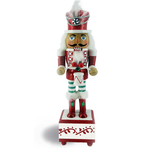 Candy Cane Nutcracker Suite March Music Red and Green 12 inch - Nutcracker Ballet Gifts