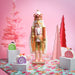 Rose Gold Christmas Nutcracker King - Nutcracker Ballet Gifts