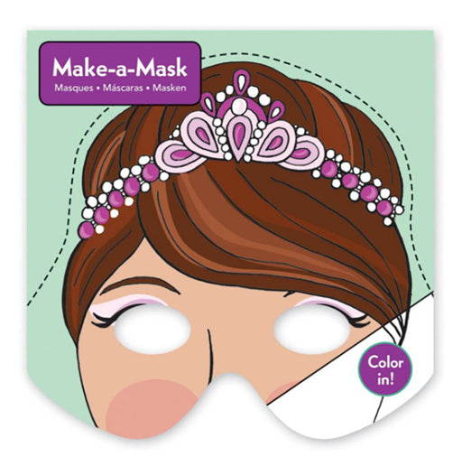Princesses Make-a-Mask - Nutcracker Ballet Gifts