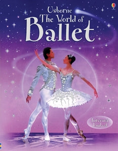 World Of Ballet Picture Book - Nutcracker Ballet Gifts