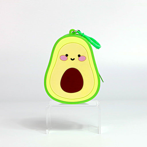 Avocado Coin Silicone Purse - Nutcracker Ballet Gifts