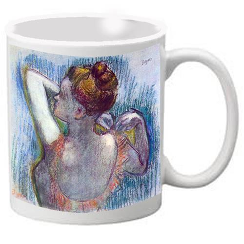 Nutcracker Ballet Mug DG06 Degas Dancer - Nutcracker Ballet Gifts