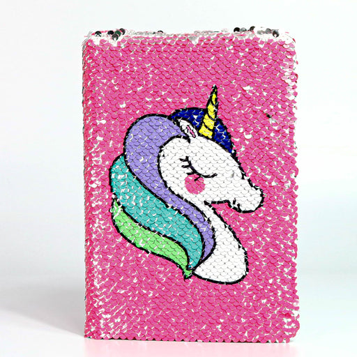 Pink Unicorn Diary and notebook - Nutcracker Ballet Gifts