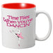 Nutcracker Ballet Mug MGDANC05 Time Flies When You're Dancing - Nutcracker Ballet Gifts