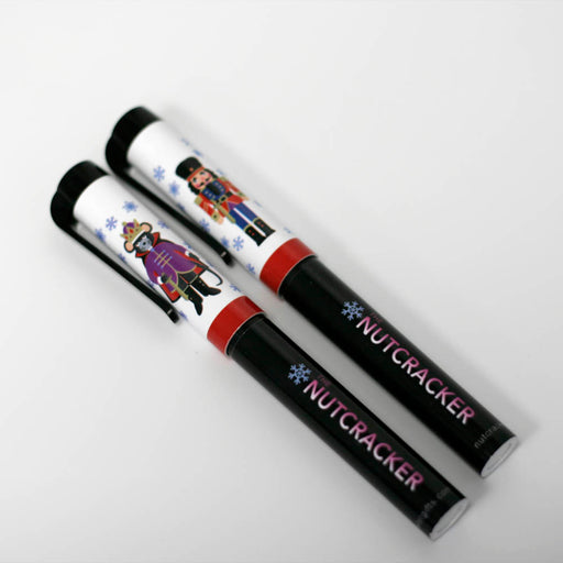 Nutcracker and Mouse King Double Sided Ball Point Pen - Nutcracker Ballet Gifts