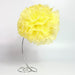 Tissue Pom-Pom 12 Inch Yellow 4 pack - Nutcracker Ballet Gifts