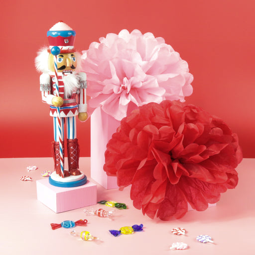 Cupcake Nutcracker Decoration Bundle-Nutcracker Ballet Gifts