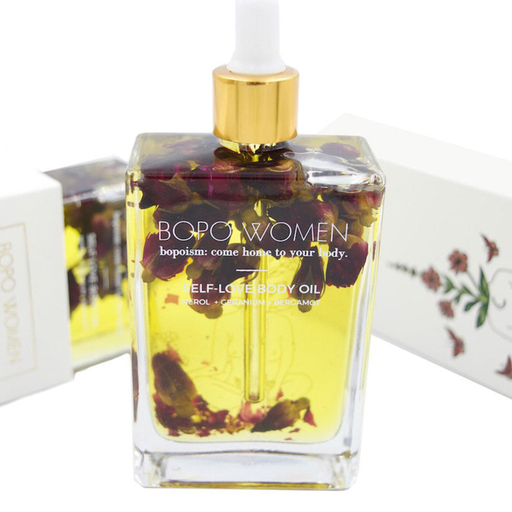 SELF LOVE BODY OIL - DutchHideout