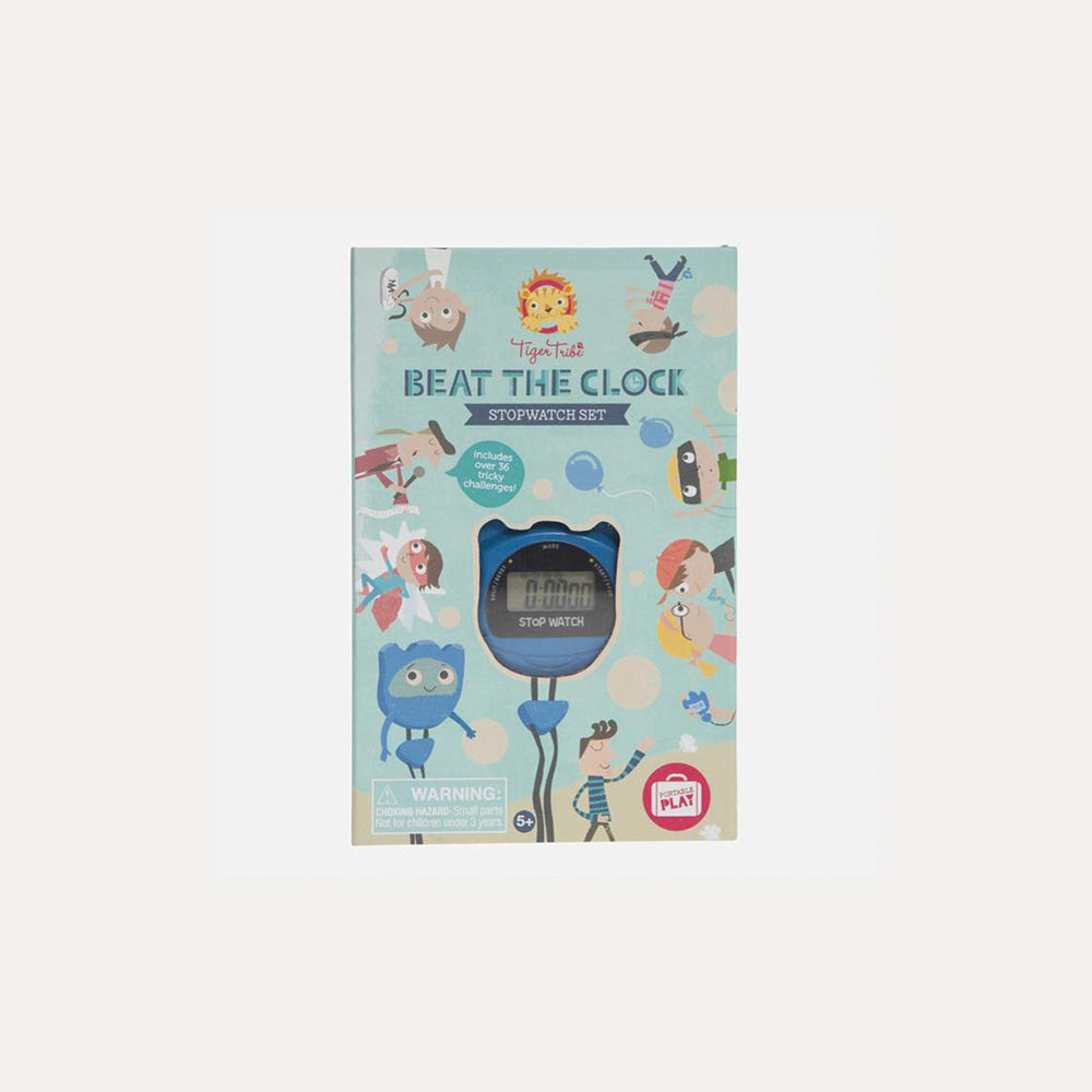 Beat The Clock - Stopwatch Set - DutchHideout