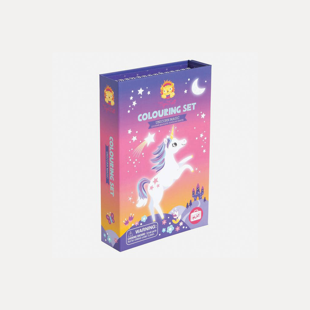 Colouring Set - Unicorn Magic - DutchHideout