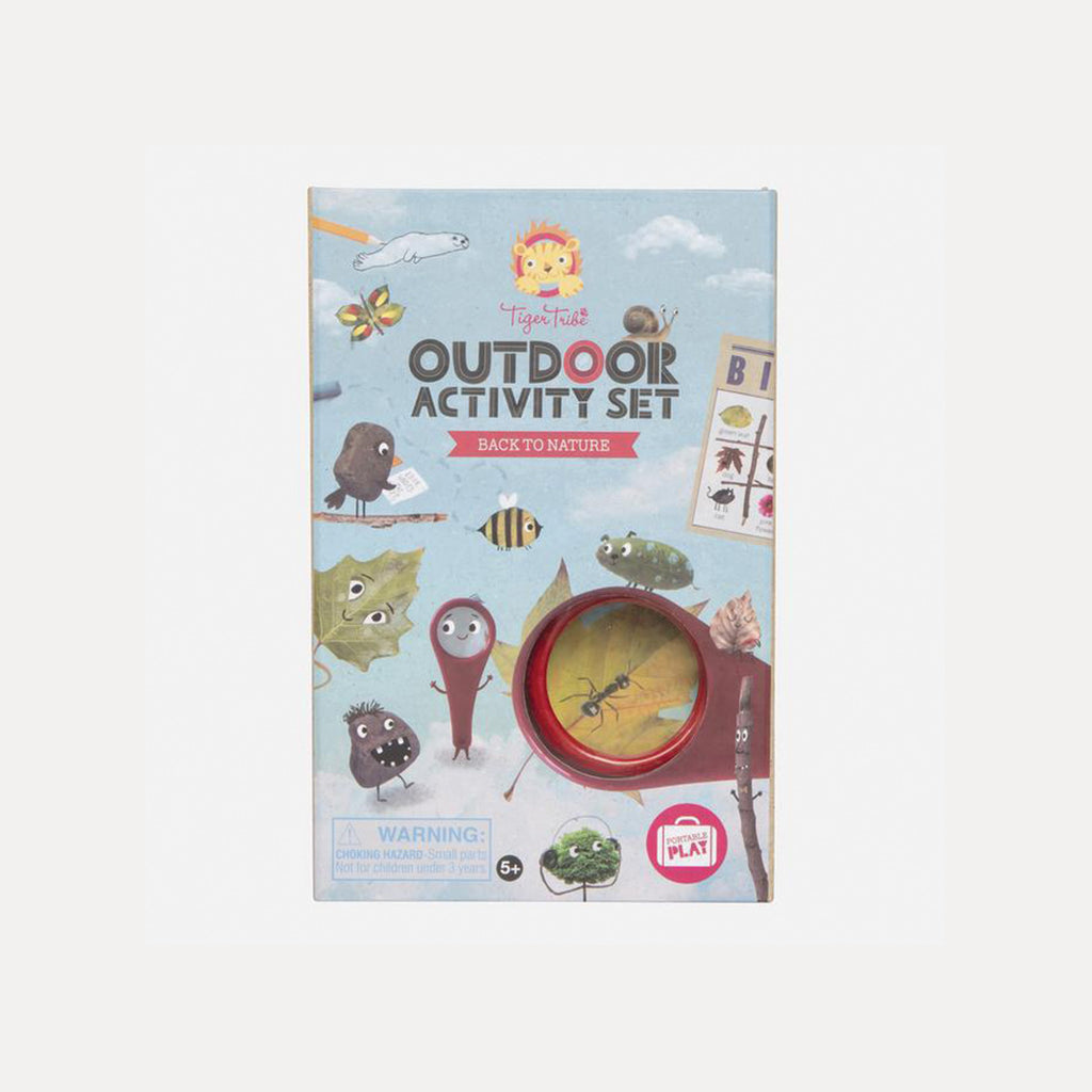 Outdoor Activity Set - Back To Nauture - DutchHideout