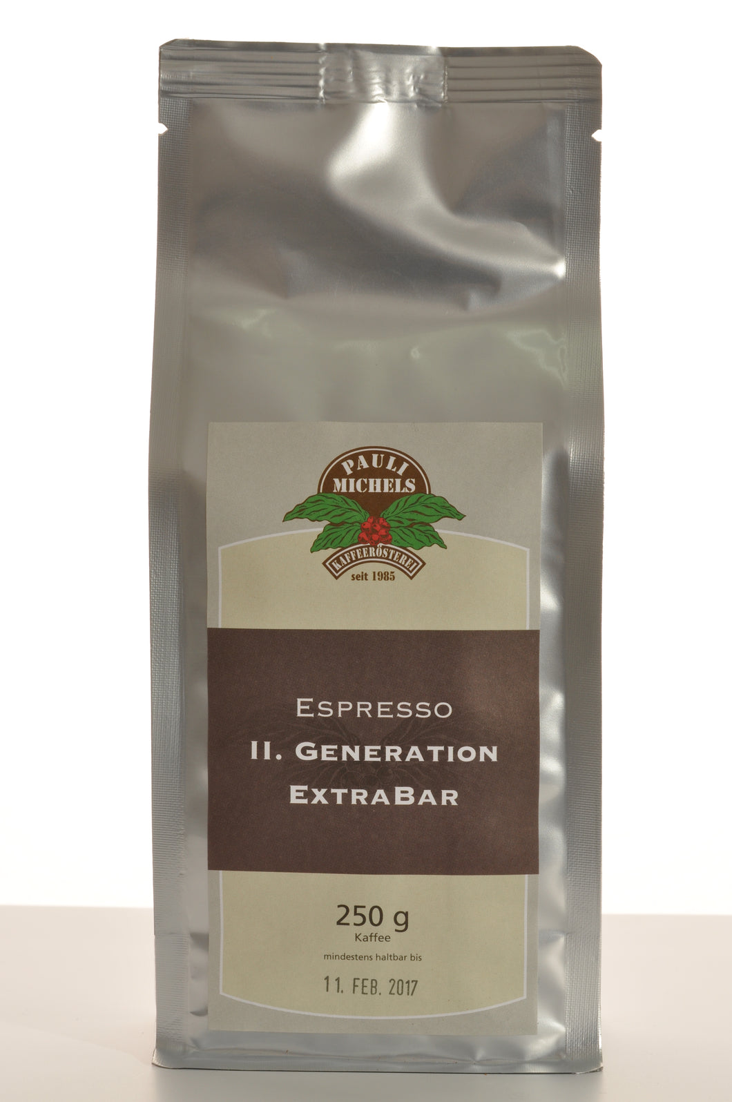 Espresso Extra Bar II. Generation