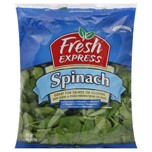Lettuce Spinach 8oz