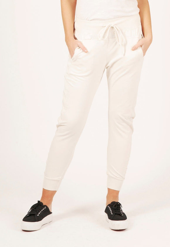 Amelie Jogger Bottoms - Beige