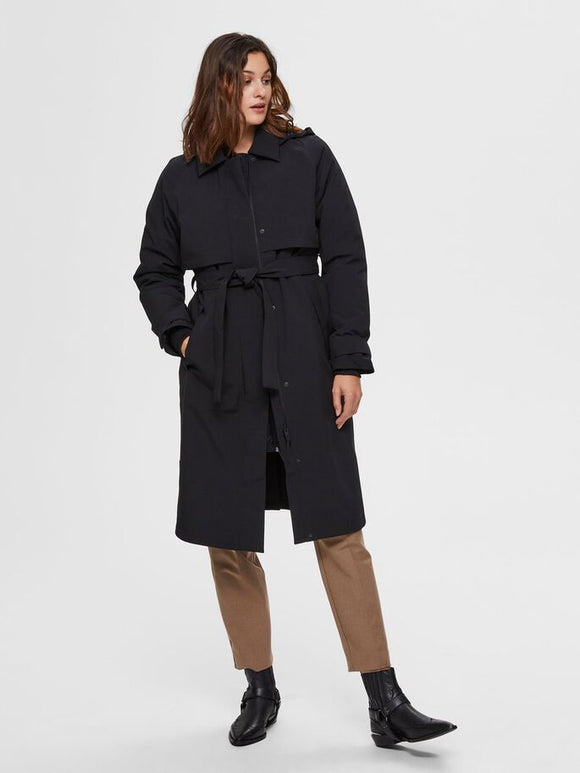 SELECTED FEMME 2 Piece Hooded Jacket