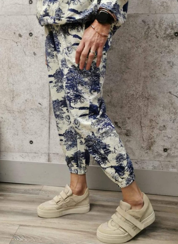 Willow Joggers - Blue
