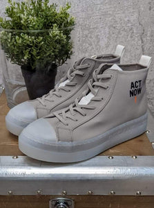 Act Now! Ecoalf Trainers - Grey