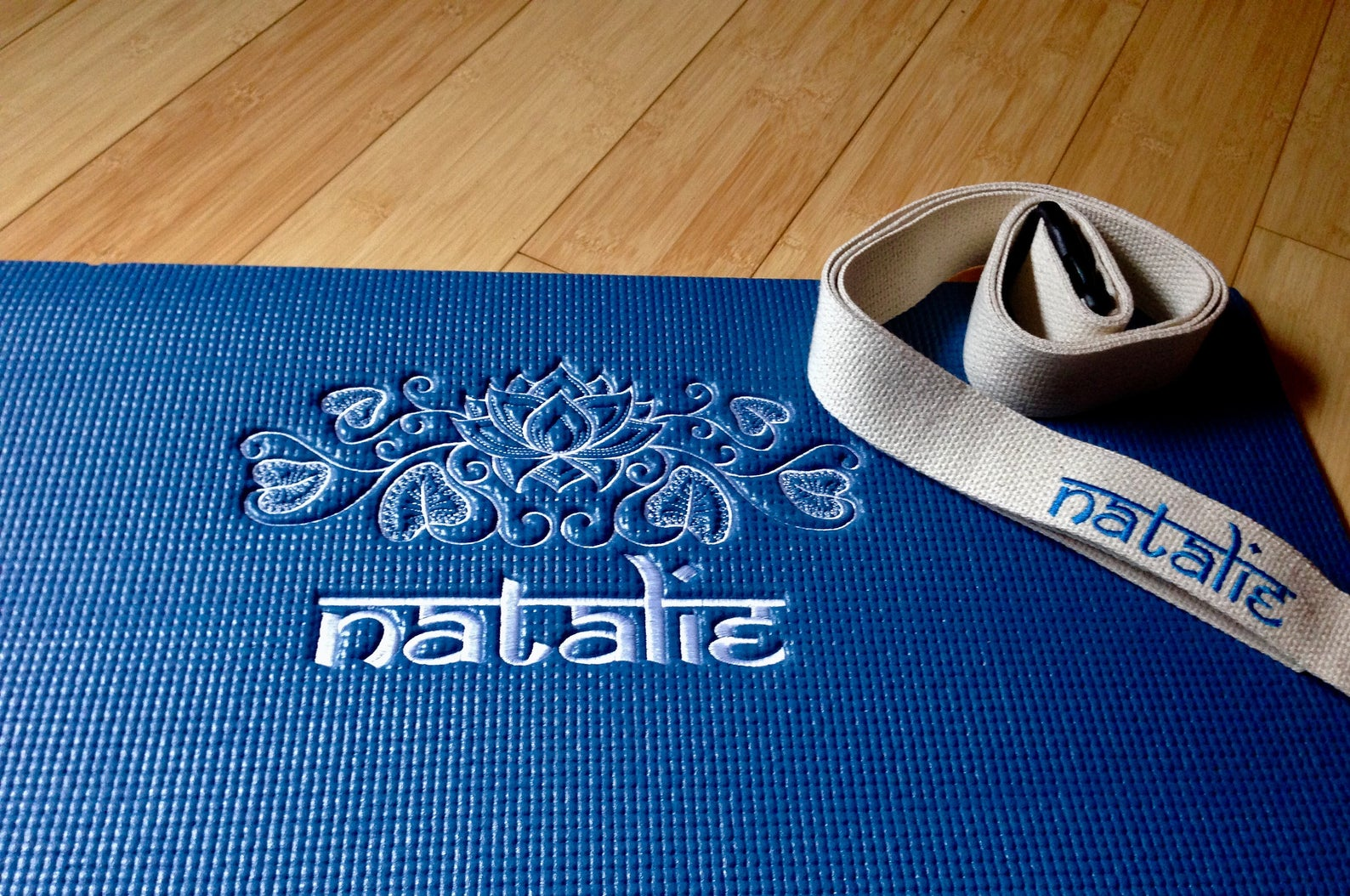 Tapete De Yoga Personalizable