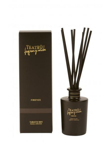 Teatro Fragranze Uniche -Tobacco 1815  100 ml Reed Diffuser