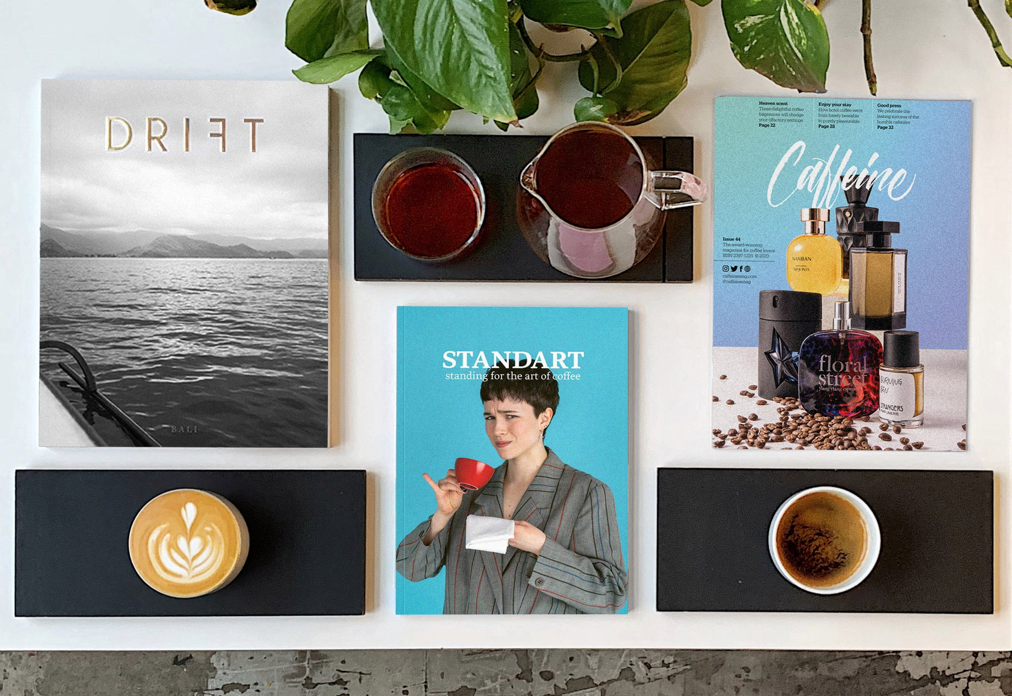 Coffee Flight – Coffee Magazine Subscription