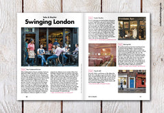38HOURS Travel Guide – Issue 04 – London – Inside 04