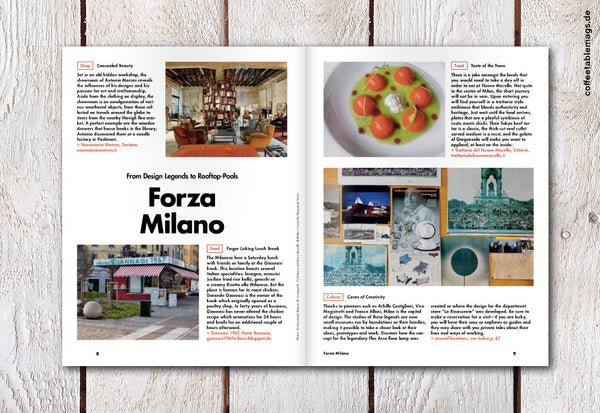 38HOURS Travel Guide – Issue 06 – Milan – Inside 03