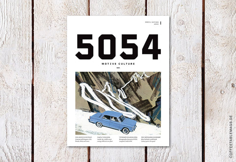 5054 Automotive Magazine – Issue 02