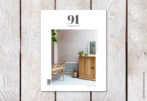 91 Magazine – Volume 07 – Cover