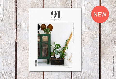 91 Magazine – Volume 08 – Cover