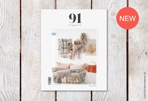 91 Magazine – Volume 10 – Cover
