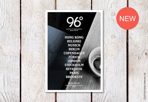 96° (Coffee Guide) – Edition 02