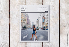 A City Made By People Journal – Issue 01 – Cover