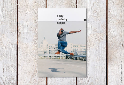 A City Made By People Journal – Issue 03 – Cover