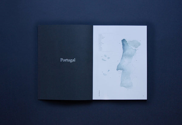Above Sea Level – Issue 02: The Portugal Issue – Inside 01