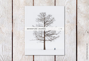 Adventure Journal – Issue 15 – Cover