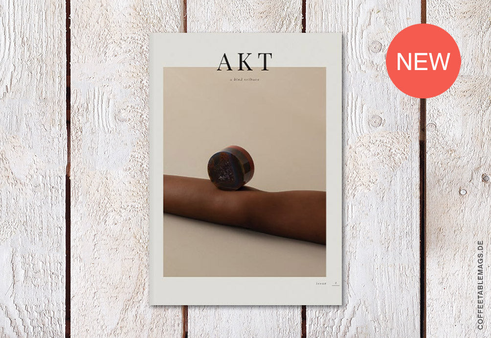 Akt Magazine – Issue 02 – Cover