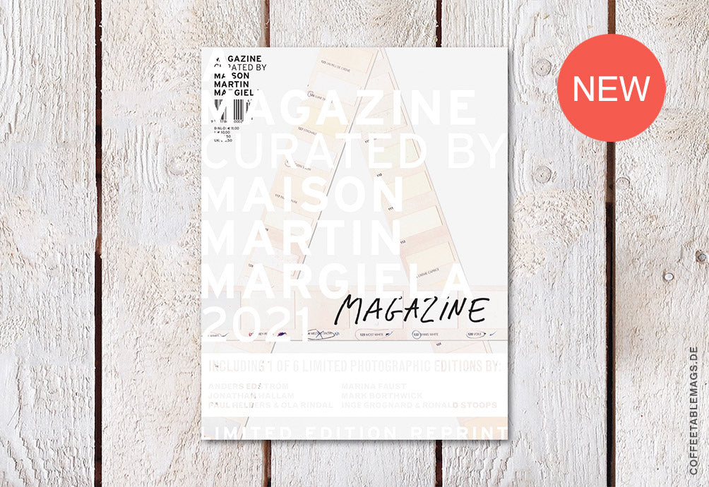A Magazine Curated By Maison Martin Margiela – Cover