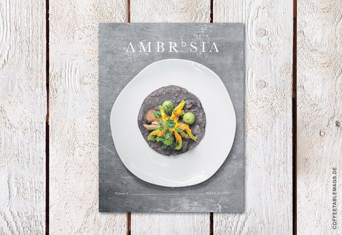 Ambrosia Magazine – Volume 4: Mexico City