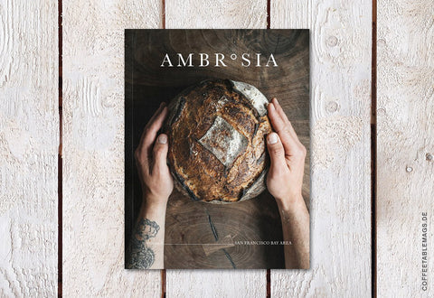 Ambrosia Magazine – Volume 5: San Francisco Bay Area – Cover