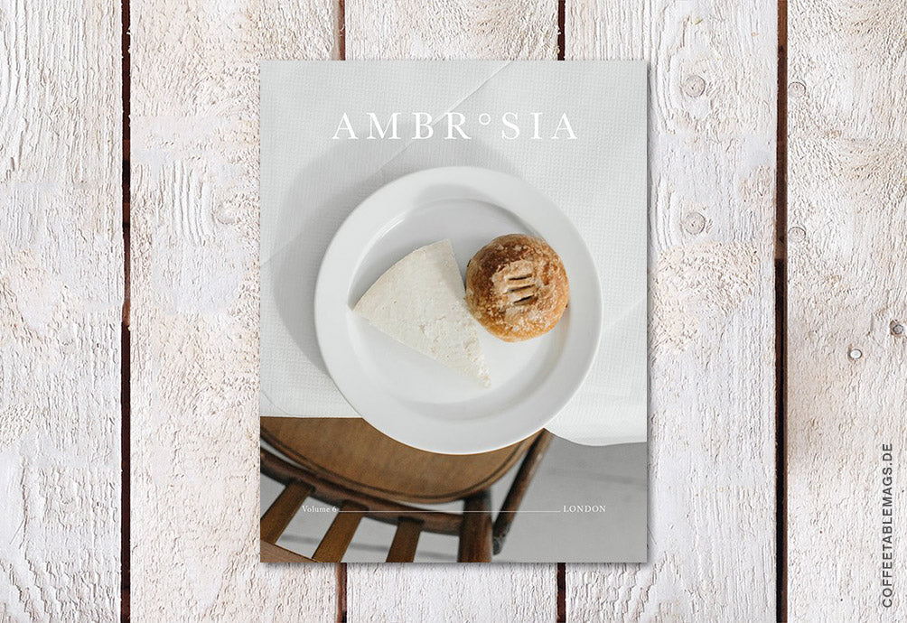 Ambrosia Magazine – Volume 6: London – Cover