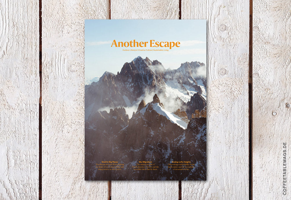 Another Escape – Volume 10: The Altitudes Volume – Cover
