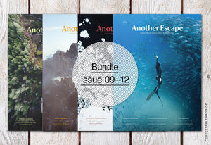 Another Escape – Bundle (09–12) – Cover