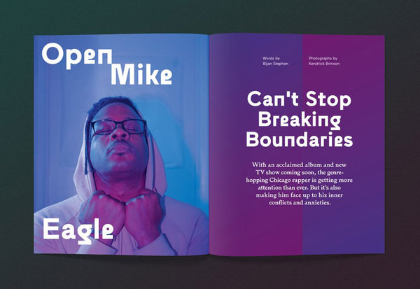 Anxy Magazine – Issue 3: The Boundaries Issue – Inside 01