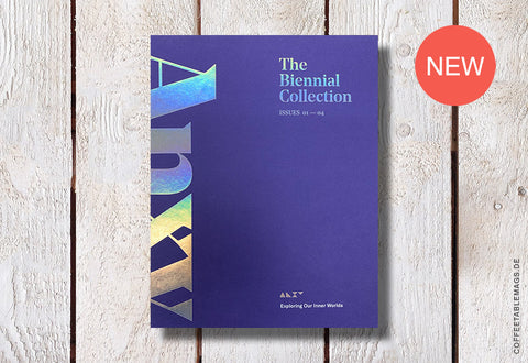 Anxy Magazine – The Biennial Collection Box Set – Cover