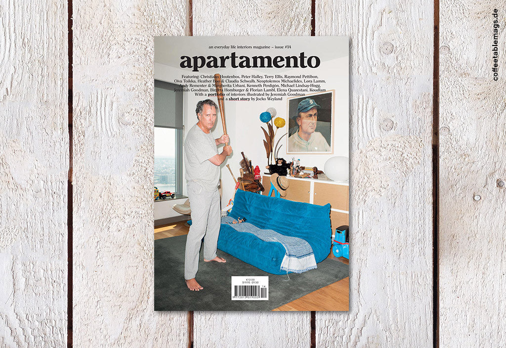 Apartamento – Issue 14 – Cover