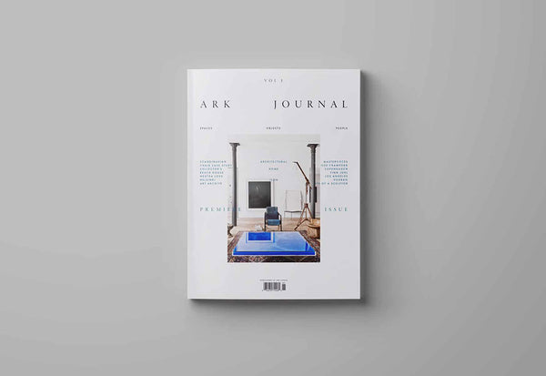 Coffee Table Mags / Independent Magazines / Ark Journal – Volume 01 (SS19) – Cover 2