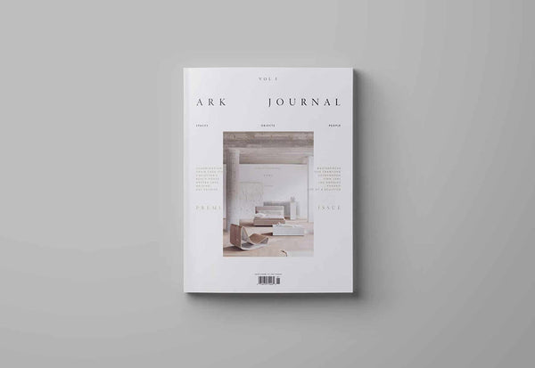 Coffee Table Mags / Independent Magazines / Ark Journal – Volume 01 (SS19) – Cover 4