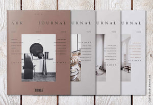 Ark Journal – Volume 02 (AW19) – Cover