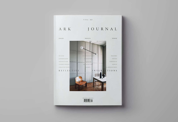 Ark Journal – Volume 03 (SS20) – Cover