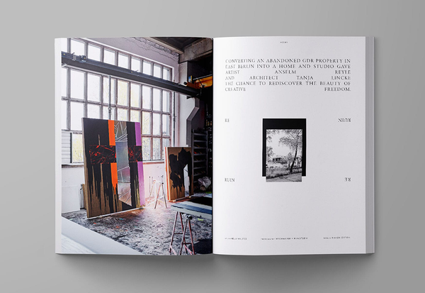 Ark Journal – Volume 03 (SS20) – Inside 01